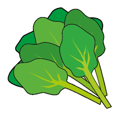 Epinard icone gdb