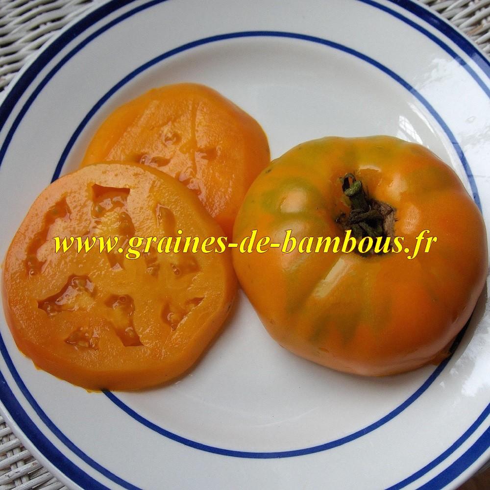 Graines tomate amana orange