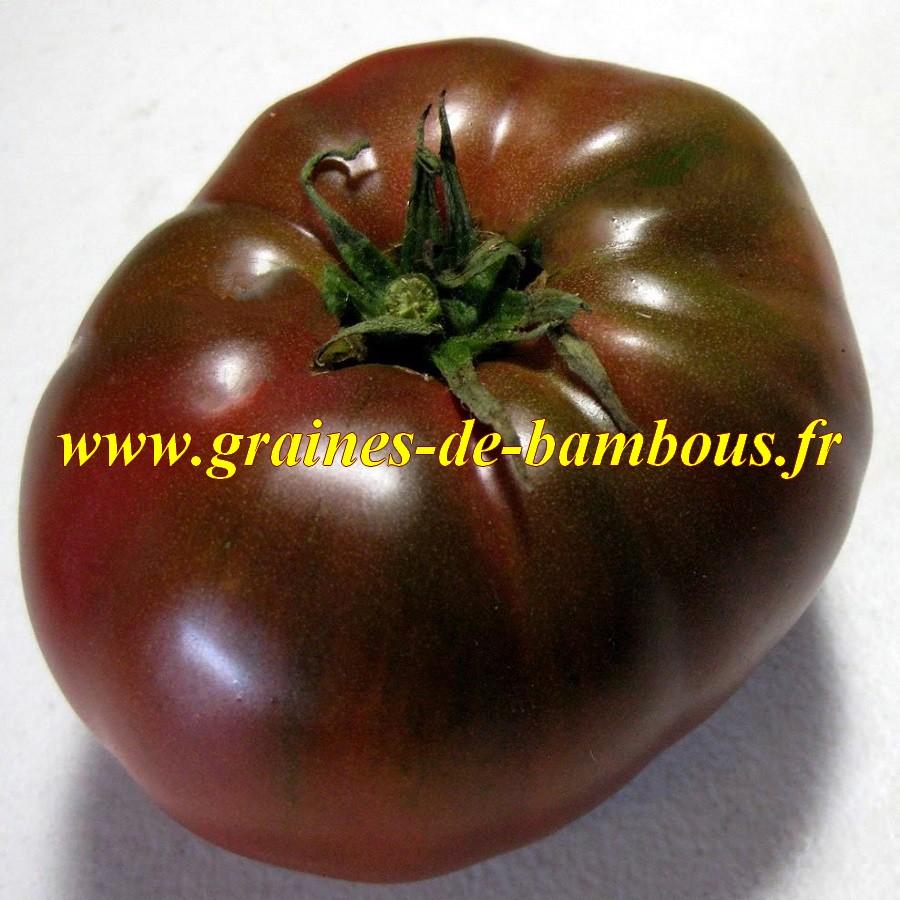 Graines tomate noire graines de bambous eu