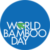 Logo world bamboo day graines de bambous fr
