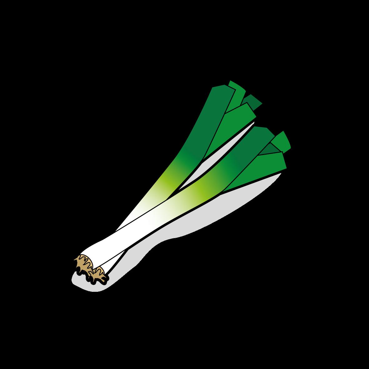 Poireau icone gdb