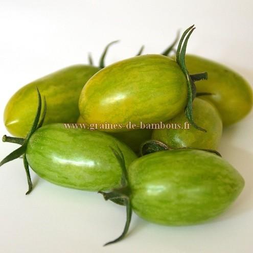 Tomate artisan green tiger artisan graines