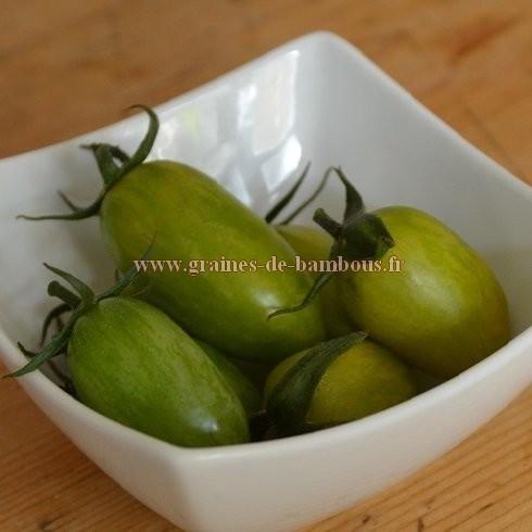 Tomate artisan green tiger