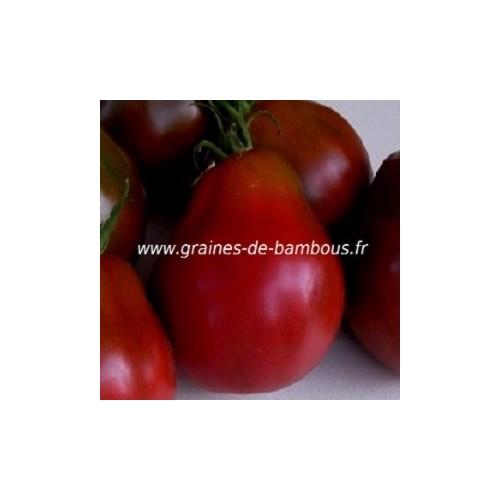Tomate trifele black truffle noire graines de bambous fr